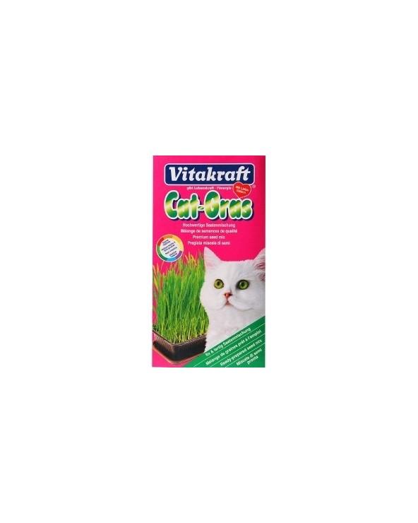 Vitakraft Cat Grass Erba Gatta in Semi pet Gatto
