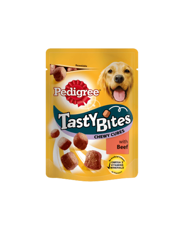 Pedigree Tasty Bites Chewy Cubes