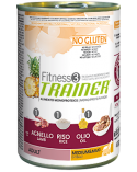 Fitness 3 Trainer Adult Agnello Riso e Olio