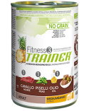Fitness 3 Trainer Adult Cavallo Piselli e Olio