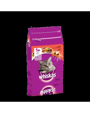Whiskas Adult 1+ Croccantini Ripieni Con Manzo 350gr