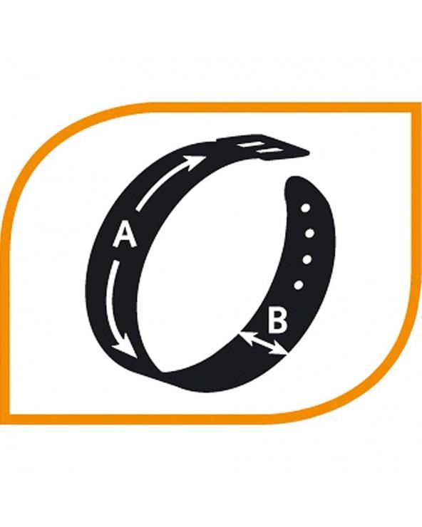 Ferplast Daytona Collare Arancio