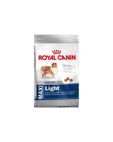 Royal Canin Canine Size Health Nutrition Maxi Light 15 Kg