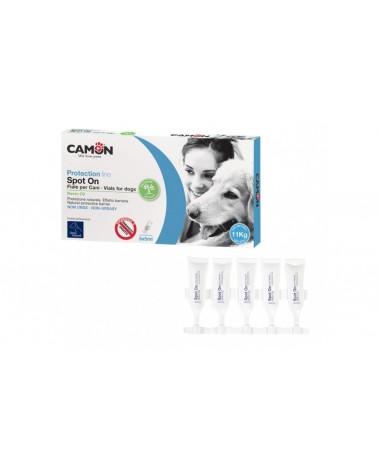 Camon Orme Naturali Olio di Neem Fialer Spot-On per Cani Oltre 11 KG