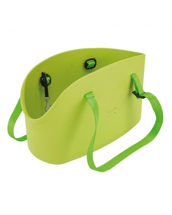 Ferplast Borsa Da Passeggio With-Me Verde