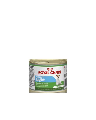 Royal Canin Mini Adult Light Lattina 195g