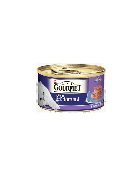 Gourmet Diamant Fiocchi Di tonno In Gelée 85 g