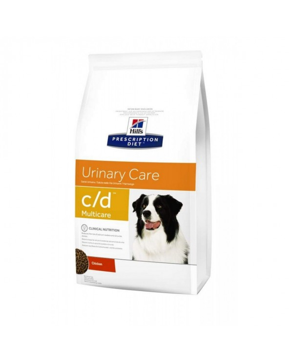 Hill's Canine Prescription Diet C/D Secco 2 kg