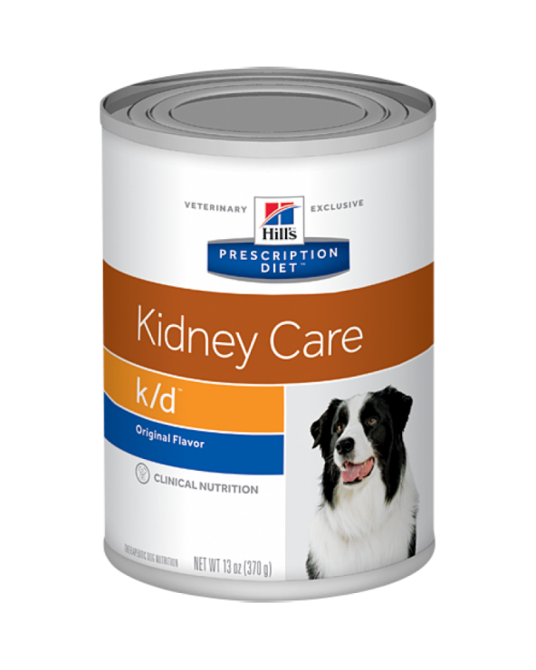 Hill's Prescription Diet K/D Umido Cane