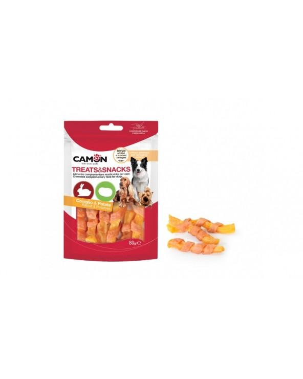 Camon Treats & Snack Coniglio e Patate dolci