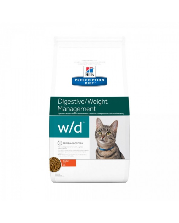 Hill's Prescription Diet Feline W/D Secco