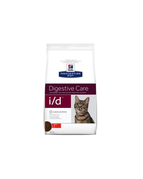 Hill's Feline Prescription Diet Feline I/D Secco 400 g
