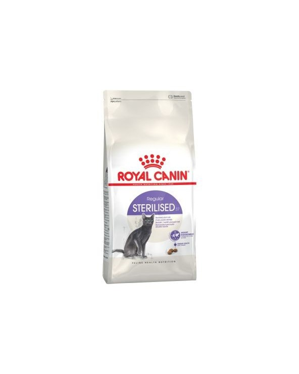 Royal Canin Feline Health Nutrition Sterilised Secco 400 g