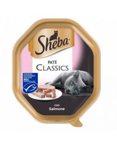 Sheba Patè Classic con Salmone