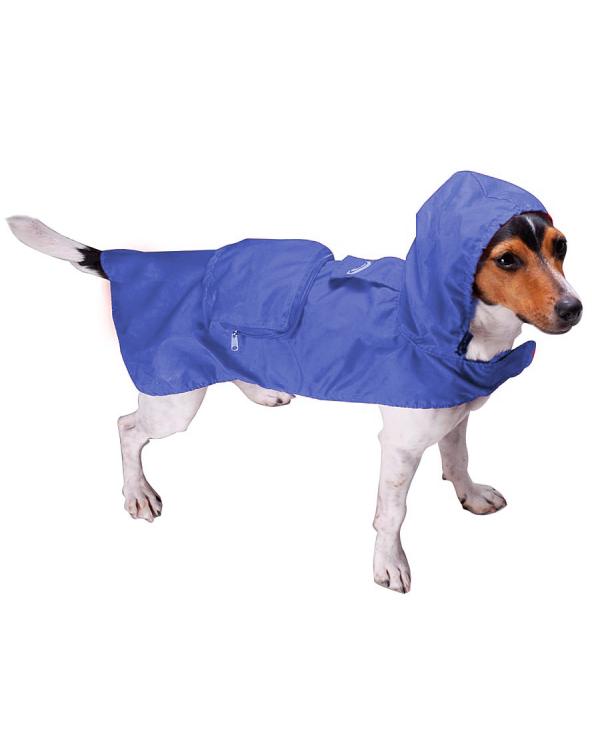 Impermeabile Tascabile per Cani