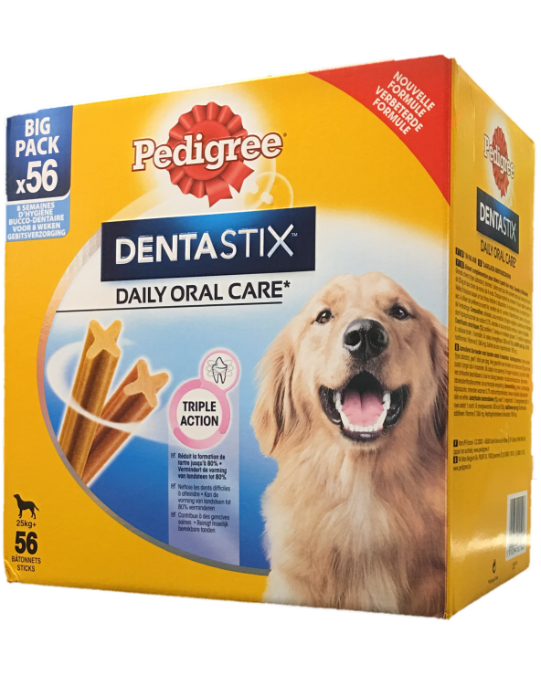 Pedigree Dentastix Multipack 56 Pz Large