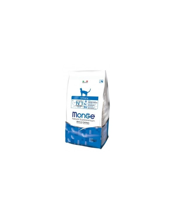 Monge Cat Urinary Ricco di Pollo 1.5kg