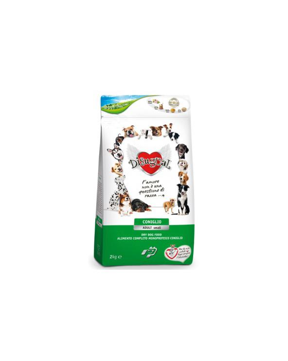 Disugual Secco Monoproteico Adult Mini Coniglio 2kg