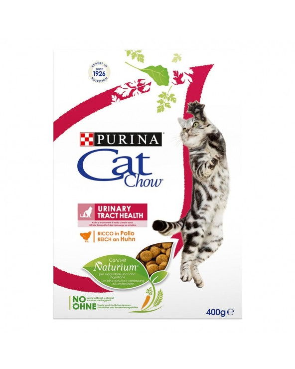 Cat Chow Adult Urinary Tract Health UTH con Pollo 400g