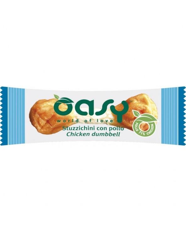 Oasy Dog Snack Stuzzichini Di Pollo Monodose