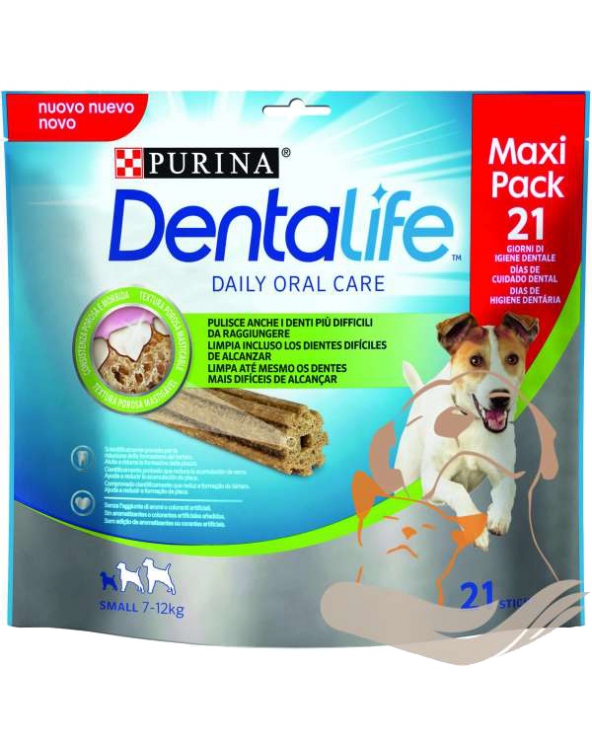 Purina Dentalife Small Maxipack 21 Sticks