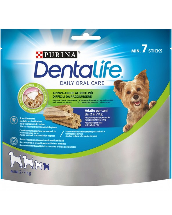 Purina DentaLife XSmall Mini 7 Sticks