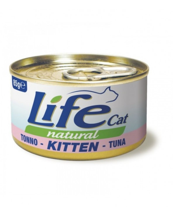 Life Cat Natural Tonno Kitten 85 g