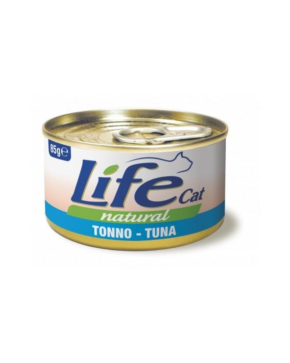 Life Cat Natural Tonno 85 g