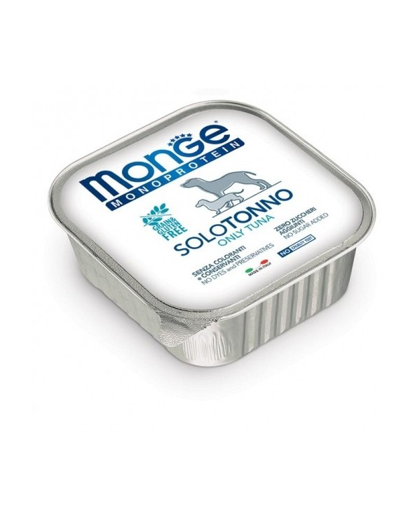 Monge Dog Patè Monoproteico SOLO Tonno 150 g