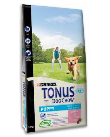 Tonus Dog Chow Puppy Agnello 14 kg