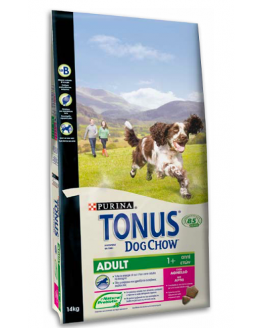 Tonus Dog Chow Adult Agnello 14 kg