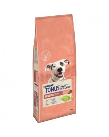 Tonus Dog Chow Adult Sensitive Salmone 14 kg