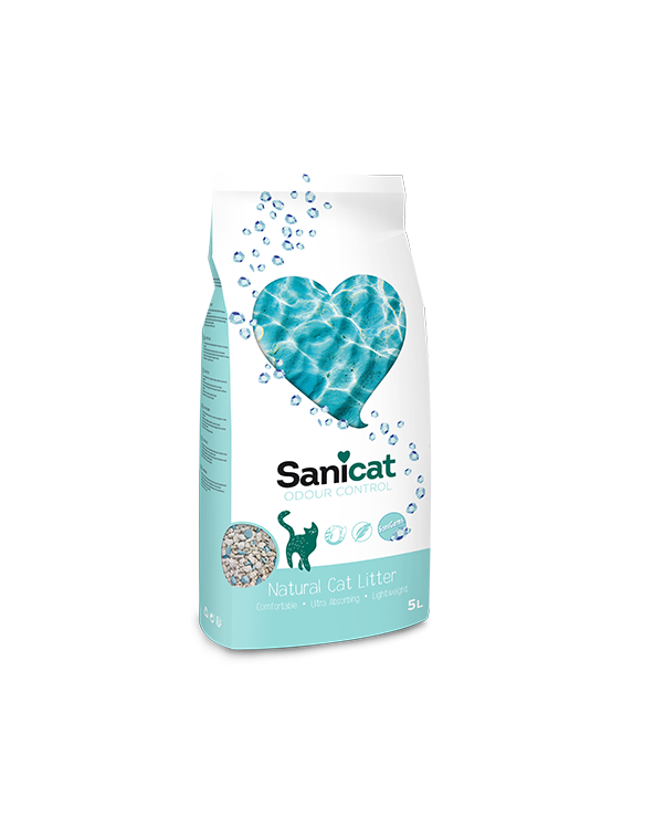 Sanicat Odour Control Naturale 5 L