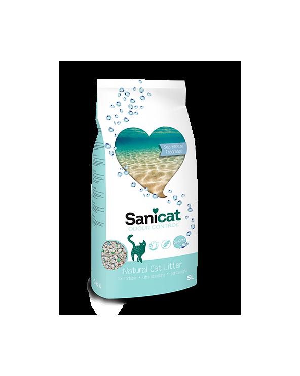 Sanicat Odour Control Profumata Brezza Marina 5 L