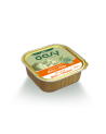 Oasy Cat Delizioso Patè Adult con Pollo Vaschetta 100 g