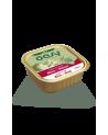 Oasy Cat Delizioso Patè Adult con Manzo Vaschetta 100 g