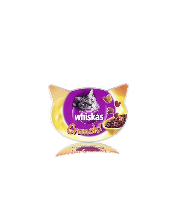 Whiskas Trio Crunchy Treats Pollame 55 g