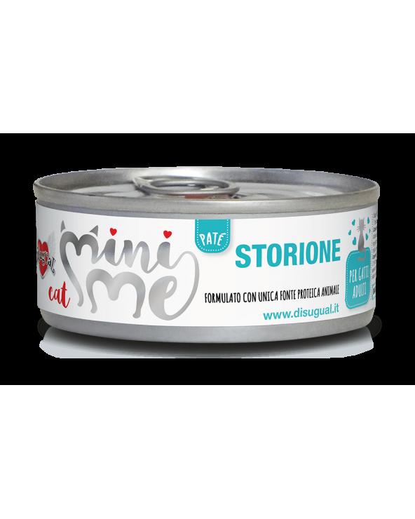 Disugual Cat Mini Me Patè Monoproteico Storione 85 g