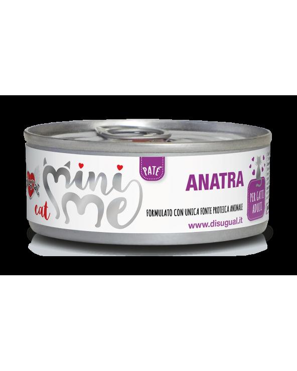 Disugual Cat Mini Me Patè Monoproteico Anatra 85 g