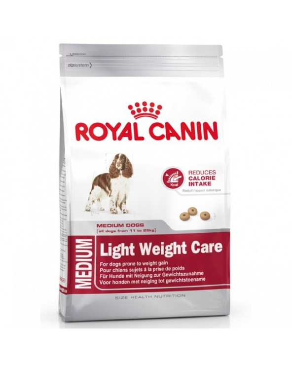 Royal Canin Size Health Nutrition Medium Light 15 kg