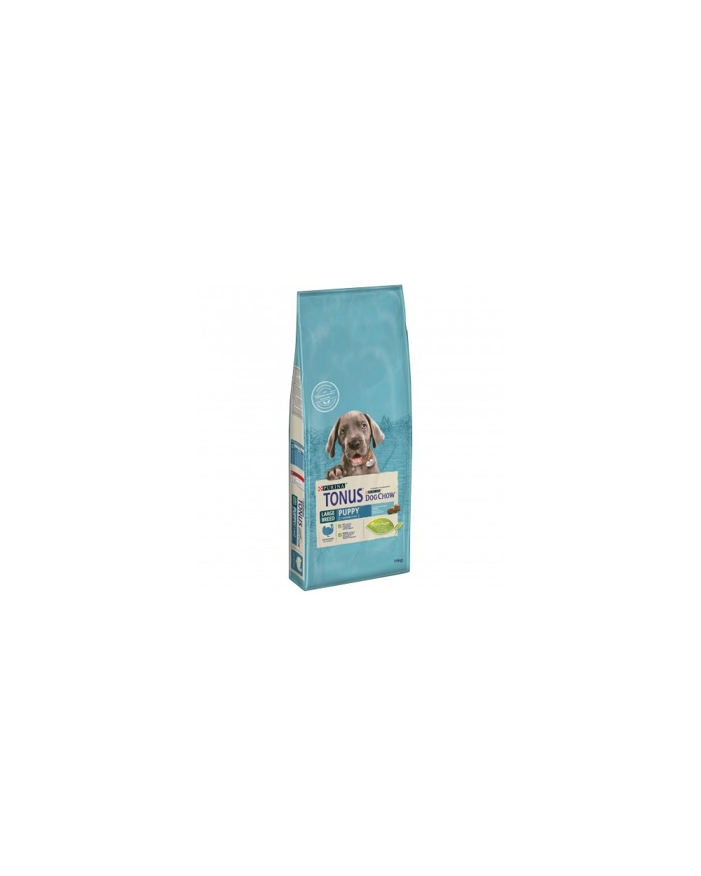 Tonus Dog Chow Puppy Large Breed Tacchino