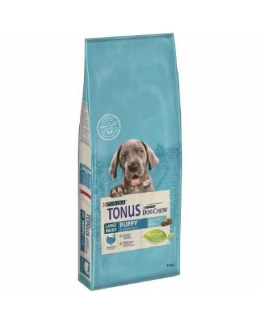 Tonus Dog Chow Puppy Large Breed Tacchino 14 kg