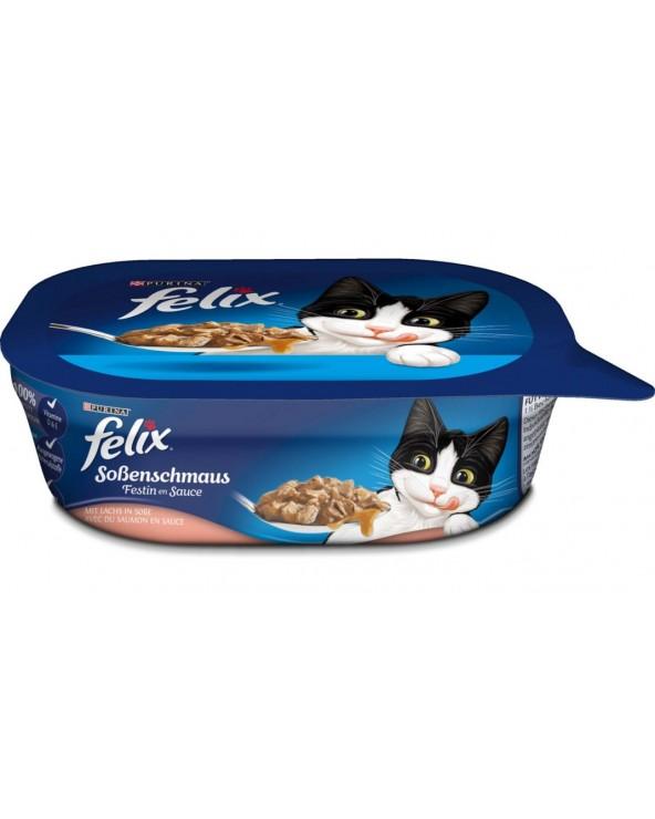 Felix Festa di Salsa con Salmone 200 g