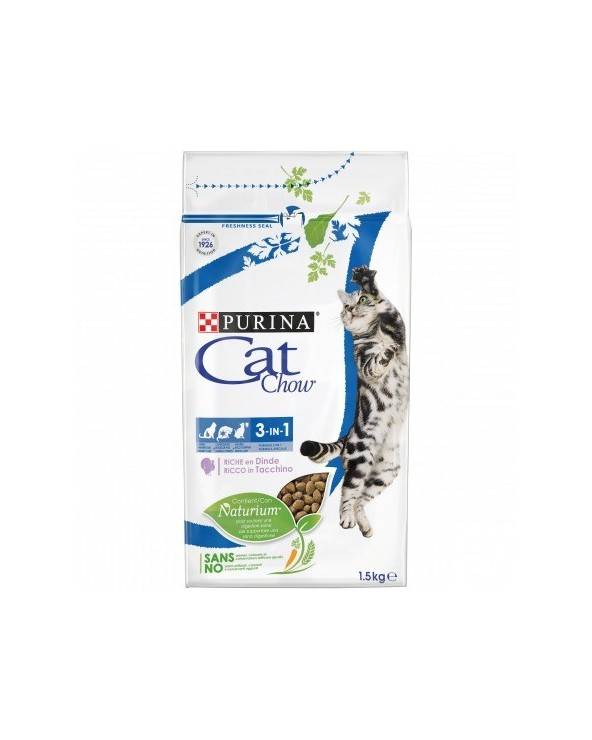 Cat Chow Adult 3IN1 Ricco in Pollo