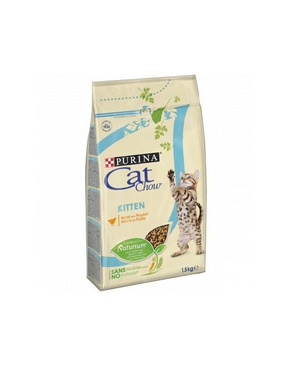 Cat Chow Kitten con Pollo 400g