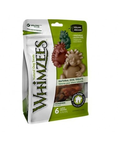 Whimzees Dental Snack Riccio Large 6 Pz