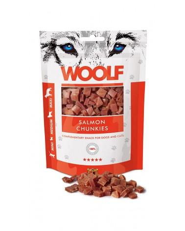 Woolf Snack Bocconcini Di Salmone 100 g