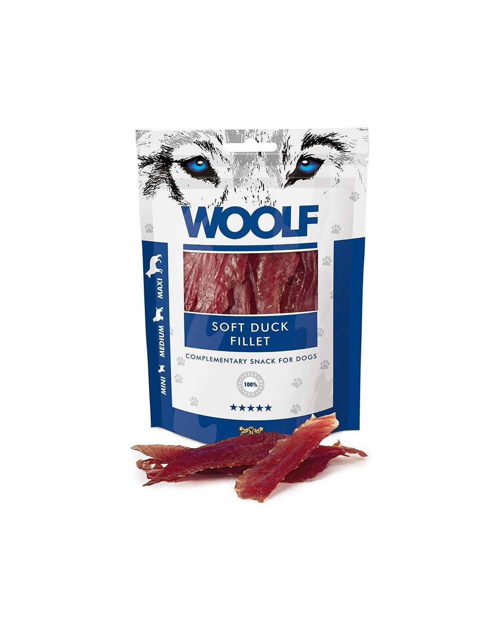 Woolf Snack Filetto Di Anatra
