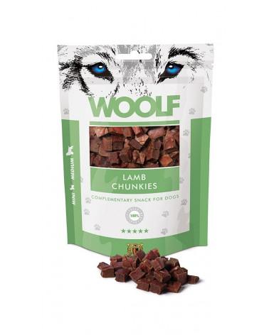 Woolf Snack Bocconcini Di Agnello 100 g