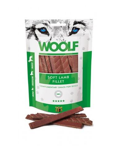 Woolf Snack Morbidi Filetti Di Agnello 100 g